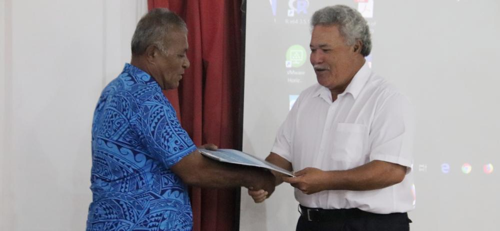 New Tide Calendar Launched in Tuvalu